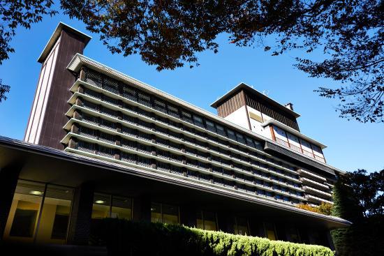 호텔 오쿠라, 도쿄
