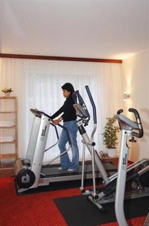 Der Kaiserhof: fitness room