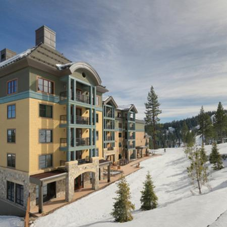 Constellation Residences at Northstar: Exterior Mountain Side