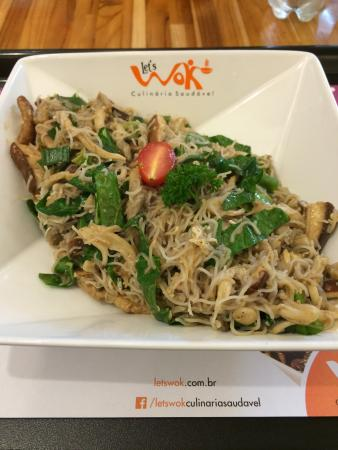 Let'S Wok Culinaria Saudavel -Boulevard Shopping