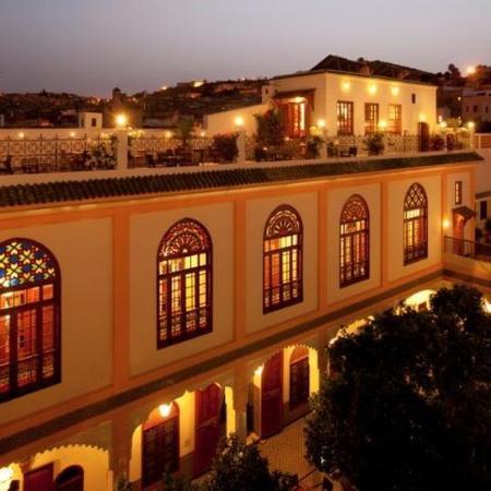 Palais Amani: Exterior