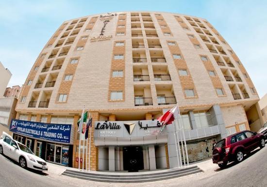 La Villa Inn Hotel Apartments: Exterior view