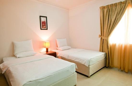 La Villa Inn Hotel Apartments: Guest room