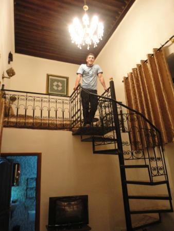 Riad al akhawaine: Habitacion