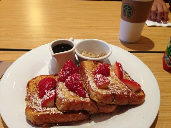 Courtyard by Marriott Philadelphia Langhorne: French Toast