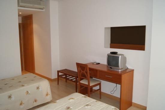 Santovenia de Oca, Spain: Guest Room