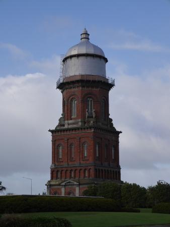 Invercargill Water Tower: 水道塔