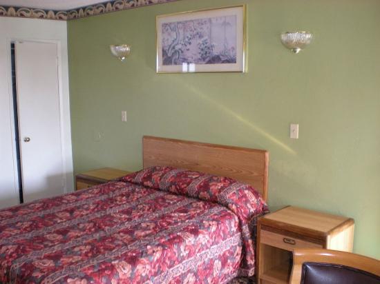 Pomona Lodge: Single Double Room