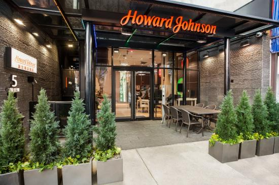 Howard Johnson Manhattan Soho: Located in Downtown of NYC