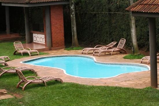 سبيك هوتل: Pool View