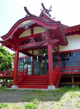 Miyatsu Bentengu Shrine