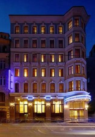 Hotel Gentalion Moscow: Exterior