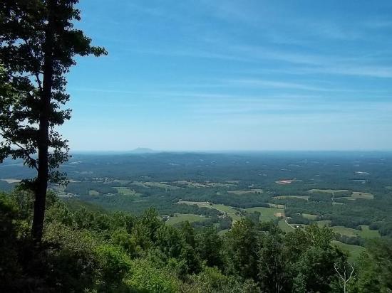 Country View Inn: Mountainn View of Fancy Gap