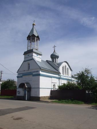 Temple of Archangel Michael