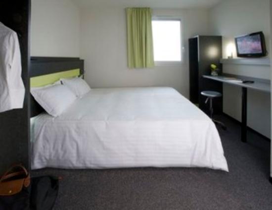 Inter-Hotel Le Liberty: Guest Room
