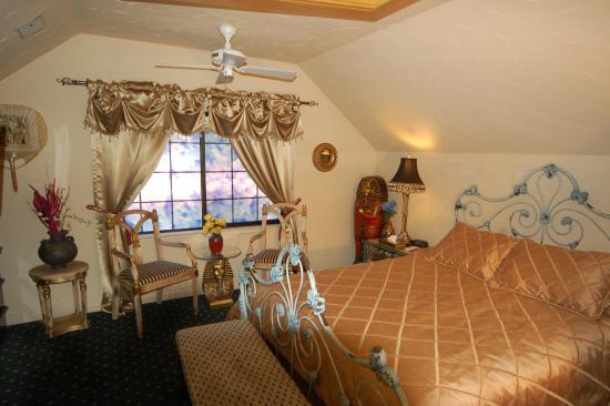Tahoe Chalet Inn: Suite