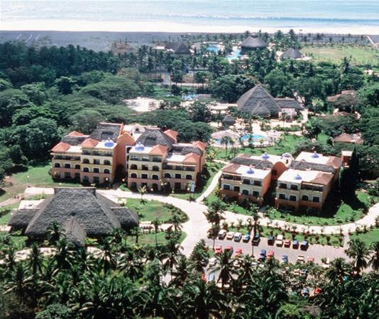 Hotel Soleil Pacifico: Exterior View