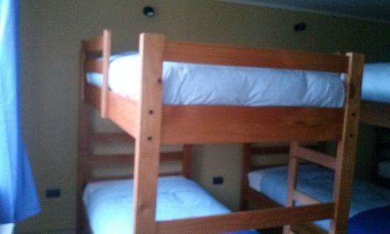 Hostel Motas de Coiron: Camarote