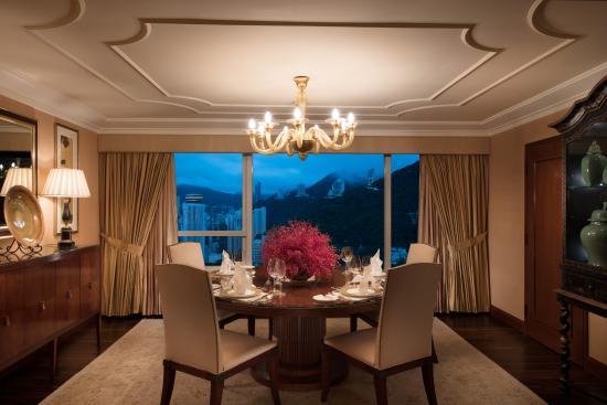 Conrad Hong Kong Chairman Suite