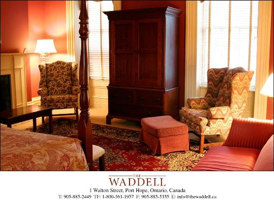 The Waddell : Guest room