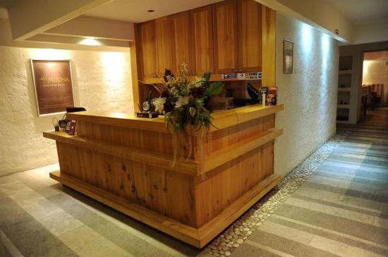 Hotel Merona: Reception