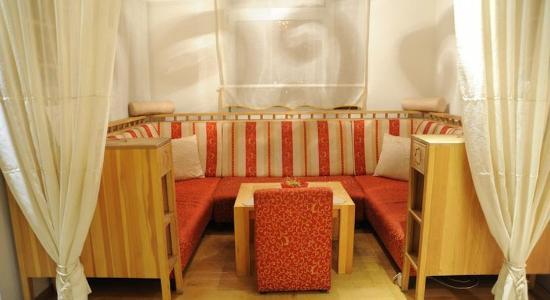 Hotel Merona: Lounge