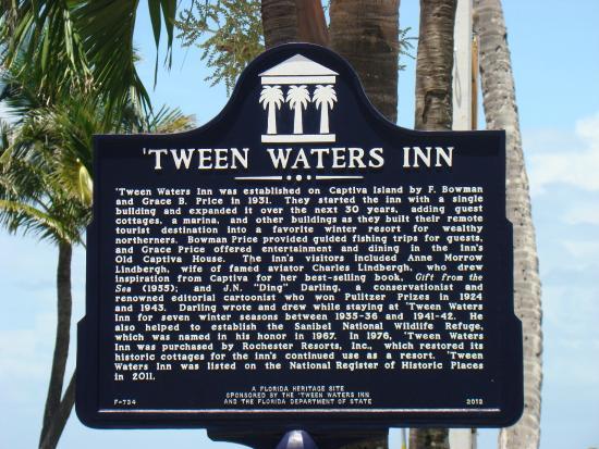 Tween Waters Inn Island Resort & Spa: 'Tween Waters Inn