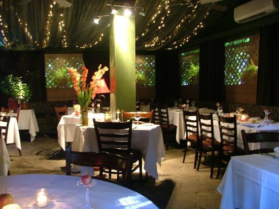 Restaurant Chez Noeser: tonelle