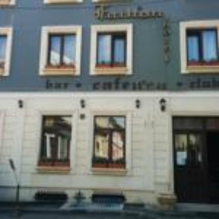 Fullton Hotel : Hotel Fullton entry