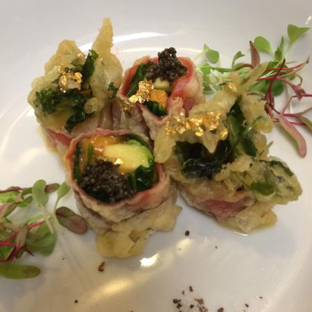 Kokoro sushi japanese restaurant photo de kokoro sushi for Accord asian cuisine