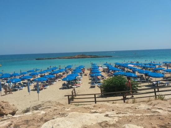 Фото пляжа фиг три протарас 19