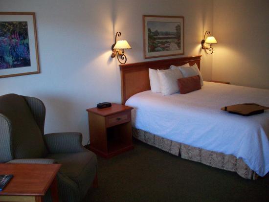 Bend Three Sisters Inn & Suites: Guest room