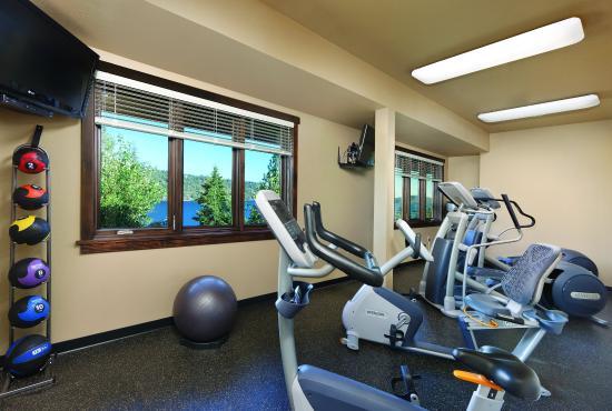 Arrow Point Condo: Fitness Center