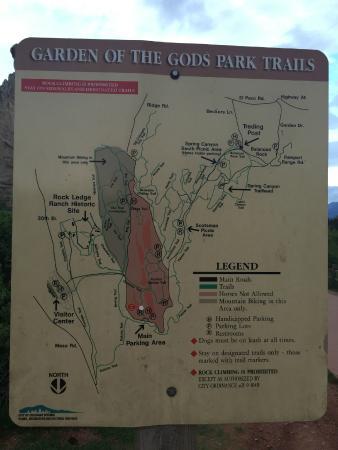 Strong Picture Of Garden Of The Gods Colorado Springs Tripadvisor