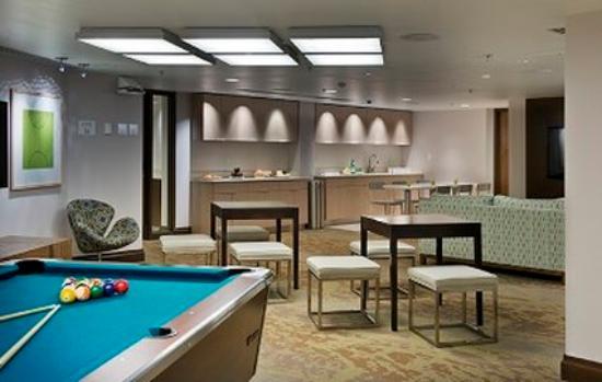 The Concordia - Clubroom