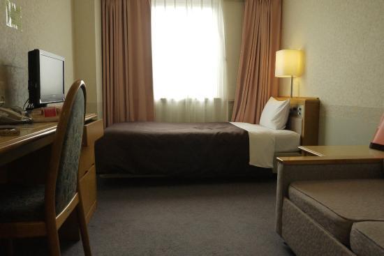 Hotel Select Inn Aomori: 禁煙スタンダードシングル