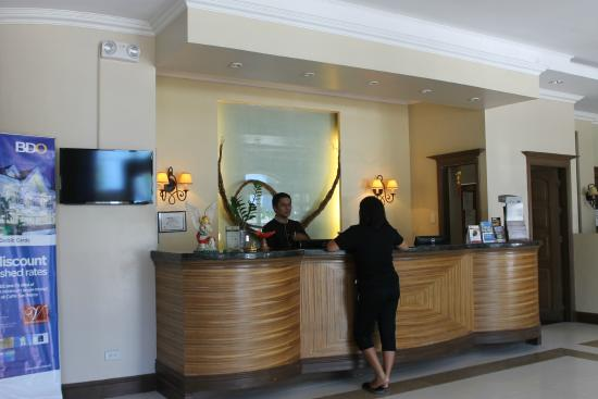 Hotel Venezia: Front Desk