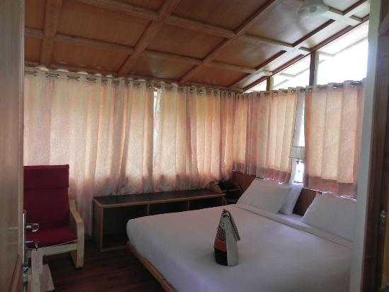Ule Ethnic Resort Cottage Interior