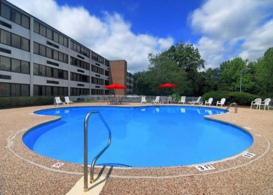 Clarion Hotel Airport & Conference Center: Pool