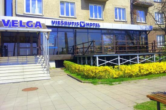 Hotel Velga: Exterior