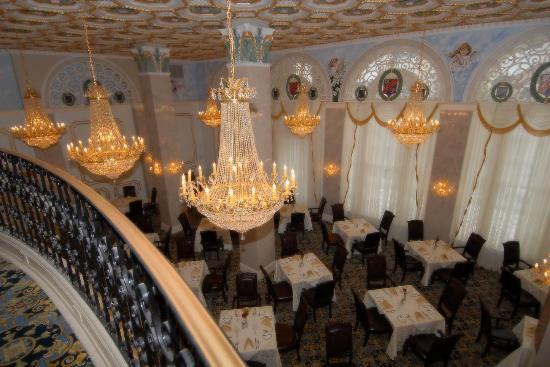 Floridan Palace Hotel: Restaurant