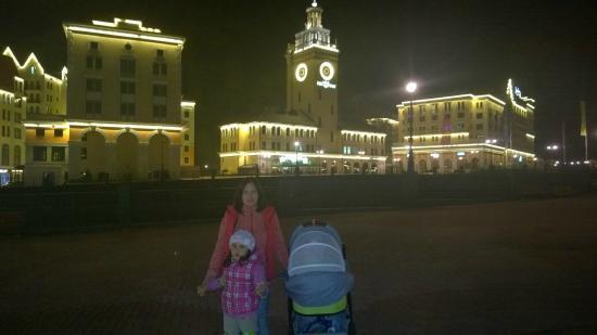 Esto-Sadok, Rusia: rosa khutor