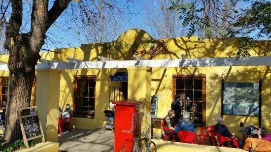 Oak and Vigne Cafe: Oak and Vigne Café