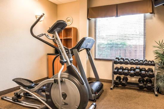 Comfort Inn And Suites Panama City: Fitness