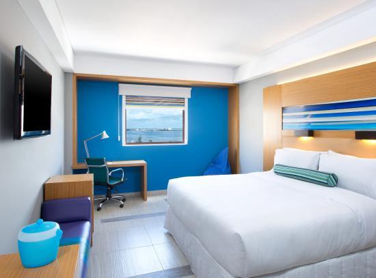 Aloft Cancun: King Aloft