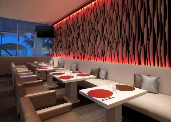 Aloft Cancun: Nook Restaurant