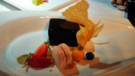 Orinea by Farquhar Mansion: Chocolate mousse