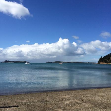 Waiheke Island, New Zealand: Man o War Bay
