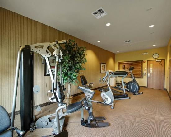 Comfort Inn & Suites : TXGFITNESS