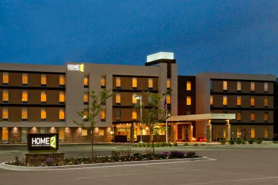 Home2 Suites by Hilton Salt Lake City/South Jordan, UT: Exterior
